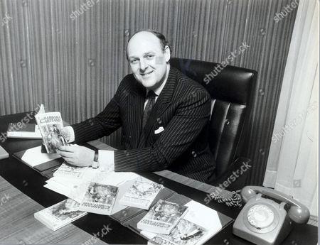 Ian Mccorquodale Son Of Authoress Barbara Cartland.