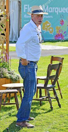 Joe Swift. Hot Weather Pictures - Tv Garden Presenter Joe Swift -rhs Flower Show Press Day At Tatton Park Cheshire.-.