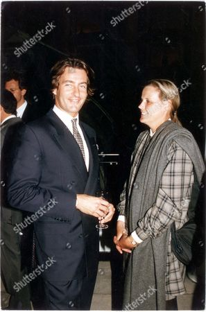 Tim Jeffries Heir To The Green Shield Empire At The Bulgari Party. Pkt1382-51310.