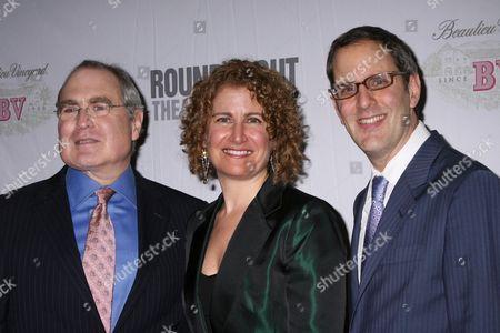Todd Haimes, Julia Levy, Harold Wolpert