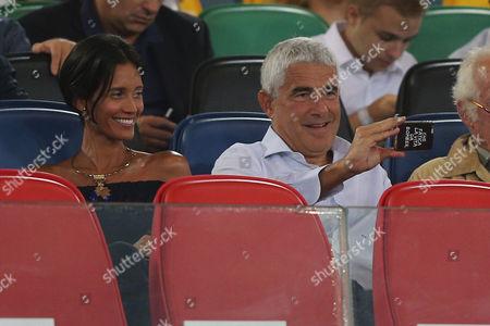 Editorial image of Juventus FC v SS Lazio, Italian Super Cup football match, Olimpico stadium, Rome, Italy - 13 Aug 2017
