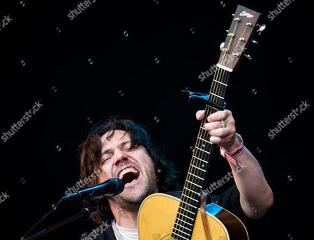 Way Out West. American singer Conor Oberst
