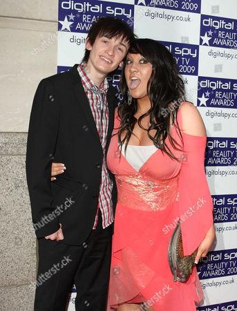 Luke Marsden and Rebecca Shiner