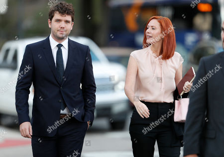 Austin Swift, Tree Paine Austin Swift, left, brother of pop singer Taylor Swift, chats with the singer's publicist, Tree Paine, as they head to the federal courthouse for the civil trial involving the pop singer in a case in federal court, in Denver. While the judge has cleared the pop singer, her mother, Andrea, and the singer's radio liaison are still facing allegations that they set out to have a radio host fired for allegedly groping Swift at a photo op before a concert in Denver in 2013. The eight-person jury is expected to decide on that case as well as consider the assault allegation leveled by the singer