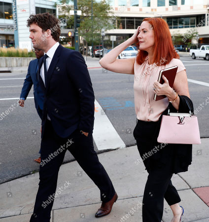 Tree Paine, Austin Swift Tree Paine, right, publicist for pop singer Taylor Swift, joins Swift's younger brother, Austin, heading to the federal courthouse for the civil trial involving the pop singer in a case in federal court, in Denver. While the judge has cleared the pop singer, her mother, Andrea, and the singer's radio liaison are still facing allegations that they set out to have a radio host fired for allegedly groping Swift at a photo op before a concert in Denver in 2013. The eight-person jury is expected to decide on that case as well as consider the assault allegation leveled by the singer