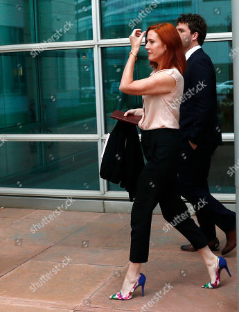 Tree Paine, Austin Swift Tree Paine, front, publicist for pop singer Taylor Swift, emerge from the federal courthouse with the singer's brother, Austin, at the end of the civil trial involving the singer in a case in federal court, in Denver