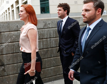 Tree Paine, Austin Swift Tree Paine, left, publicist for pop singer Taylor Swift, leaves the federal courthouse with Swift's brother, Austin, at the end of the civil trial involving pop singer Taylor Swift in a case in federal court, in Denver