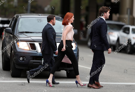 Tree Paine, Austin Swift Tree Paine, center, publicist for pop singer Taylor Swift, follows the singer's brother, Austin, back to a hotel at the end of the civil trial involving the pop singer in a case in federal court, in Denver