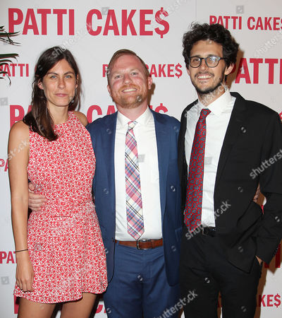 Editorial picture of The New York Premiere of Fox Searchlight's 'Patti Cake, New York, USA - 14 Aug 2017