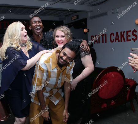 Cathy Moriarty, Siddharth Dhananjay, Mamoudou Athie and Danielle Macdonald