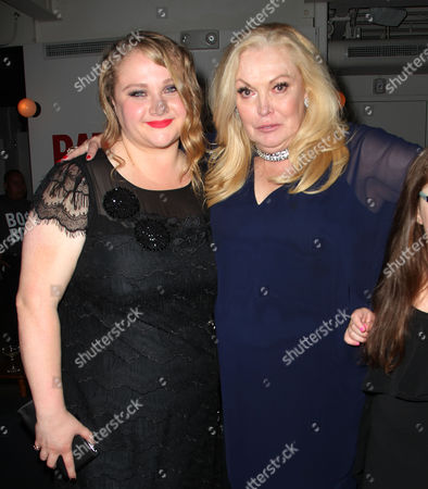 Danielle Macdonald and Cathy Moriarty