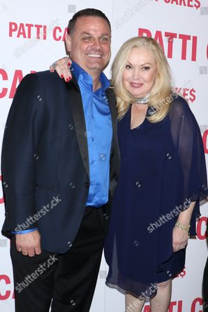 Warren Bub and Cathy Moriarty