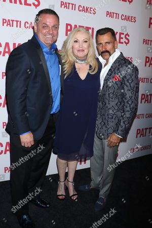 Editorial image of 'Patti Cake film premiere, Arrivals, New York, USA - 14 Aug 2017