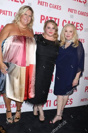 Bridget Everett, Danielle Macdonald and Cathy Moriarty