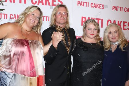 Bridget Everett, Geremy Jasper (Writer, Director), Danielle Macdonald and Cathy Moriarty