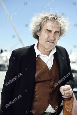 Stock Picture of French director Philippe Garrel