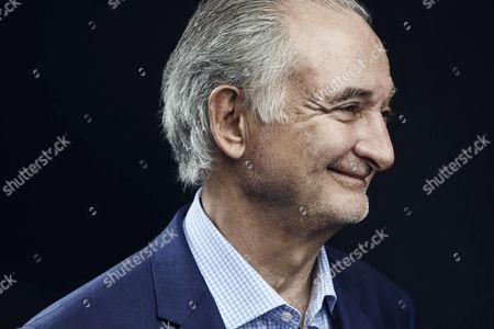 French politician Jacques Attali