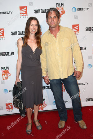 Editorial picture of 'Shot Caller' film premiere, Arrivals, Los Angeles, USA - 15 Aug 2017