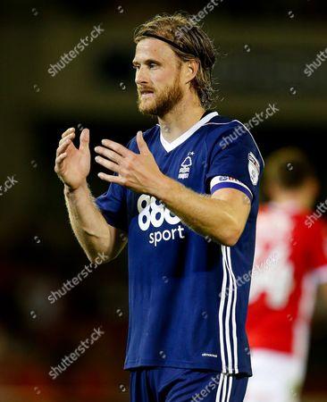 Nottingham Forest's Matthew Mills