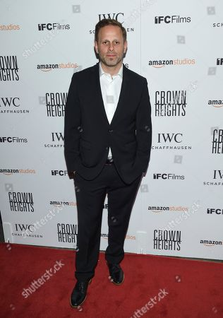 """Editorial image of NY Premiere of """"Crown Heights"""", New York, USA - 15 Aug 2017"""