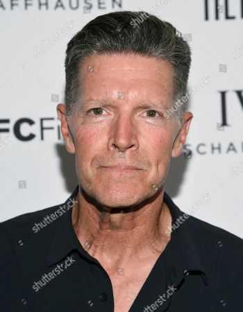 """Stock Image of Stone Phillips attends the premiere of Amazon Studios' and IFC Films', """"Crown Heights"""", at Metrograph, in New York"""