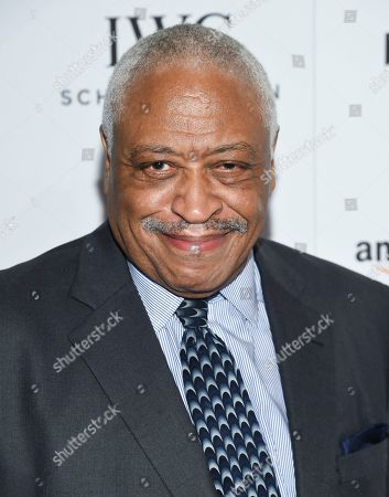 "Ron Canada attends the premiere of Amazon Studios' and IFC Films', ""Crown Heights"", at Metrograph, in New York"