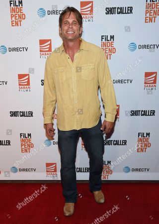 """Editorial image of LA Special Screening of """"Shot Caller"""" - Arrivals, Los Angeles, USA - 15 Aug 2017"""