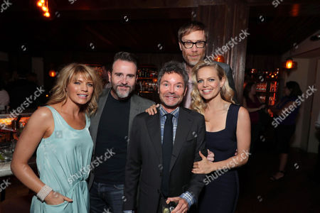 Editorial picture of Showtime's celebration of the fifth and final season of the award winning comedy 'Episodes' TV show, Los Angeles, USA - 15 Aug 2017