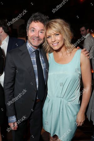 Jeffrey Klarik, Executive Producer, and Kathleen Rose Perkins at SHOWTIME's celebration of the fifth and final season of the award winning comedy EPISODES, West Hollywood, CA, America - 15 August 2017