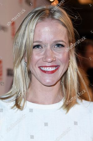 """Jessy Schram attends a special screening of """"Shot Caller"""" at the Ace Hotel, in Los Angeles"""