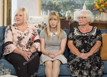 Maureen Bush, Chelsea Bush and Jean Bailey