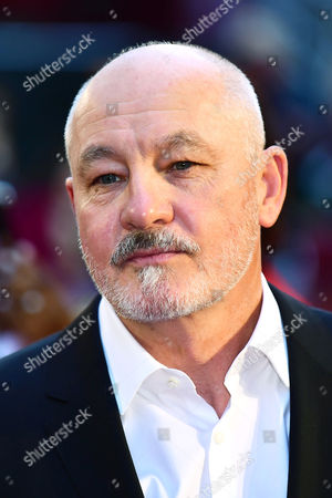 Stock Image of Barry Ackroyd