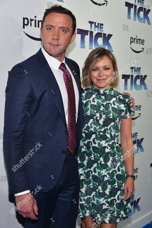 Editorial image of 'The Tick' TV show premiere, New York, USA - 16 Aug 2017