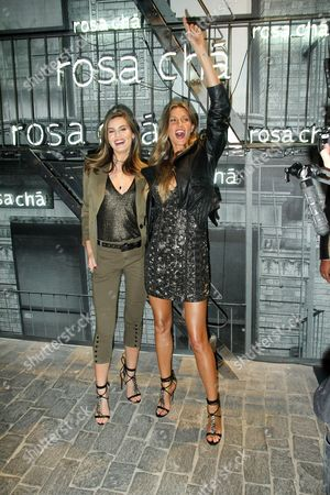 Editorial photo of Rosa Cha Summer Collection Launch Event, Sao Paulo, Rosa Cha Store, Brazil - 16 Aug 2017
