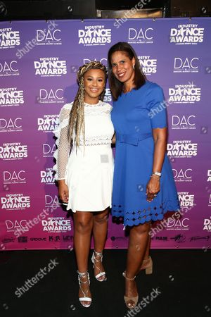 Nia Sioux and Holly Frazier