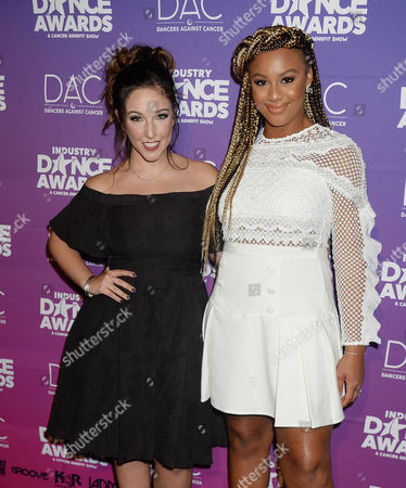 Editorial image of Industry Dance Awards and Benefit Show, Los Angeles, USA - 16 Aug 2017
