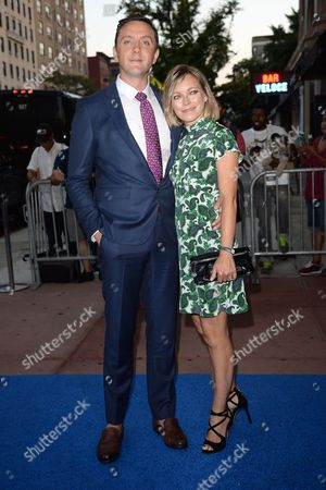 Editorial picture of 'The Tick' TV show premiere, Arrivals, New York, USA - 16 Aug 2017