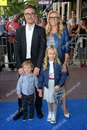 Barry Josephson, family