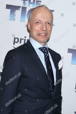 Stock Photo of John Pirkis