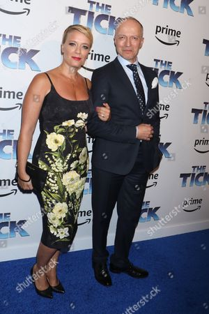 Editorial photo of 'The Tick' TV show premiere, New York, USA - 16 Aug 2017