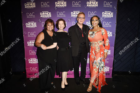 Pam Rossi, Jackie Sleight, Joe Tremaine and Darcel