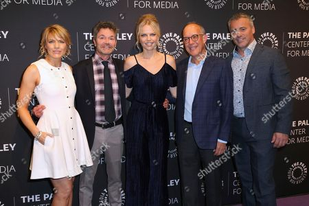 """Editorial picture of LA Premiere of """"Episodes"""" Final Season, Beverly Hills, USA - 16 Aug 2017"""