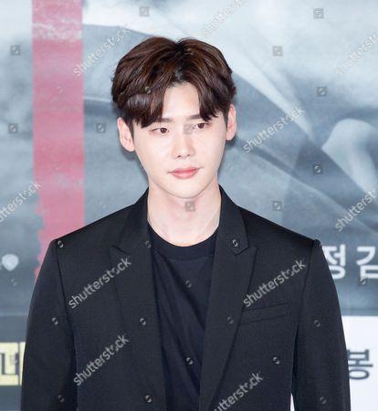 Editorial image of 'V.I.P.' press conference,  Seoul, South Korea - 16 Aug 2017