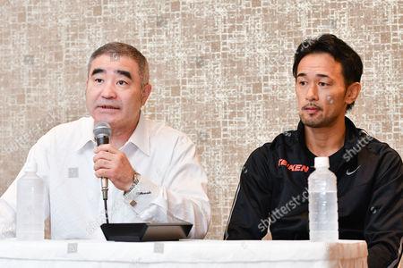 Tsuyoshi Hamada, Shinsuke Yamanaka