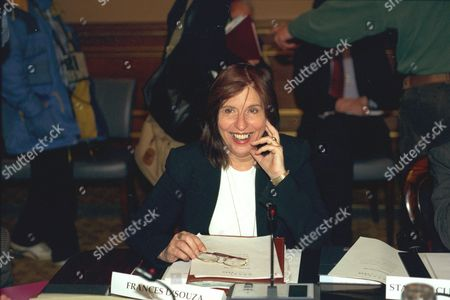 Editorial image of Government''s Cool Britannia Campaign - Member Of Panel 2000 Picture Shows : Dr Frances D''souza Executive Director Of Article 19 Anti-censorship Pressure Group