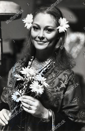 Jenny Hanley Model Actress And Television Presenter.