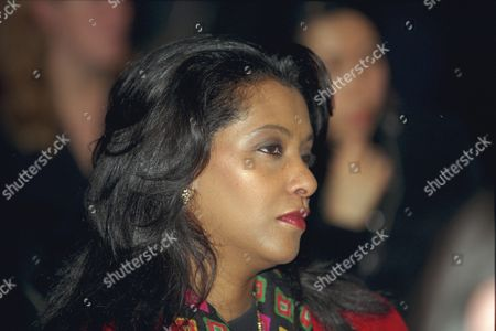 Government's Cool Britannia Campaign - Member Of Panel 2000 Picture Shows : 36 Year Old Zeinab Badawi Channel 4 Newsreader & Journalist