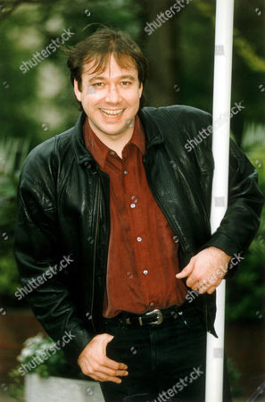 Stock Image of Bill Hicks Late American Comedian.