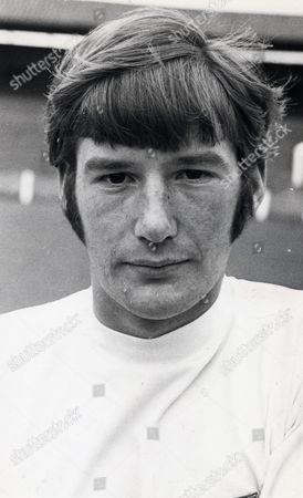 Norman Lloyd Preston North End Footballer.