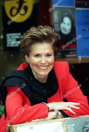 Stock Photo of Lorna Dallas At The Jermyn Street Theatre.